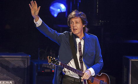 McCartney gig causes partial Roskilde sell-out