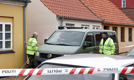 Two killed, one injured in Bornholm shooting
