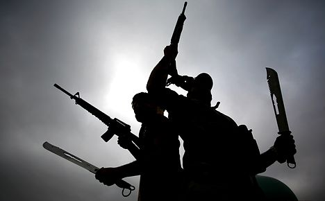 Denmark sending fewer foreign fighters to Isis