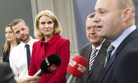 Denmark lays foundation for ending EU opt-out