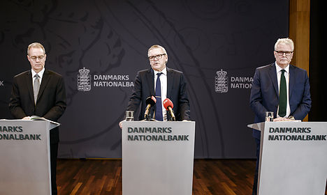 Central bank upgrades Danish growth outlook