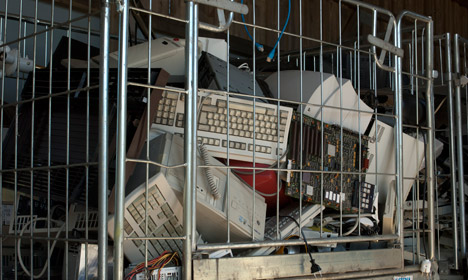 Denmark among top producers of e-waste