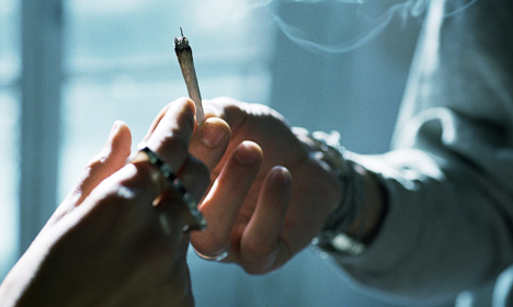 One in four Danish boys has smoked cannabis
