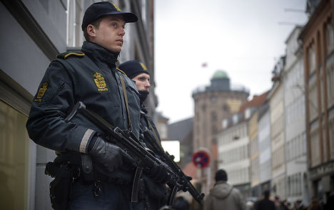 Danes after terror attack: We're not afraid