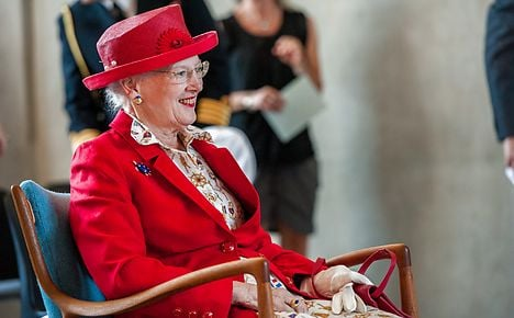 Queen Margrethe wades in to immigration debate