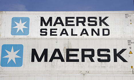 Maersk 'insists' Iran release crew and ship