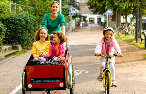 6 reasons it's great to be a mum in Copenhagen