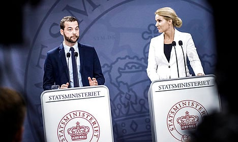 'Denmark is out of the crisis': Thorning-Schmidt