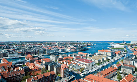 Copenhagen apartment prices at all-time high