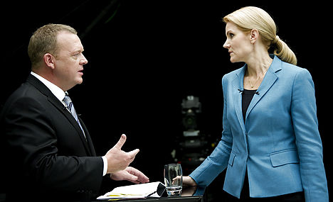 Danish election rumours hit fever pitch