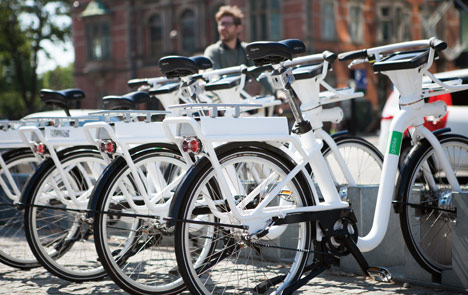 Costly Copenhagen city bikes get another chance