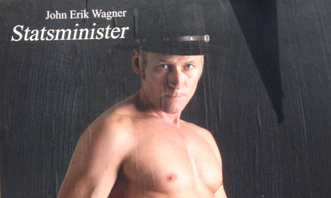 Denmark's most WTF NSFW campaign poster