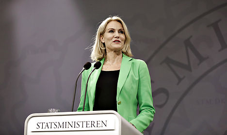 Danish PM calls for election on June 18