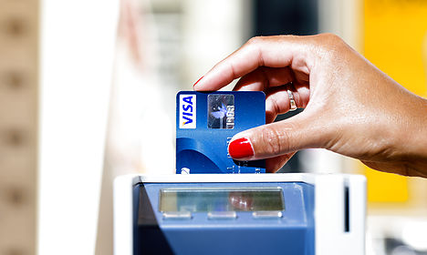 Denmark clears the way for cashless society