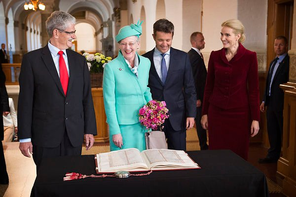 Denmark celebrates 100 years of equality on Constitution Day