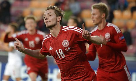Denmark nabs Olympic spot with U21 group win