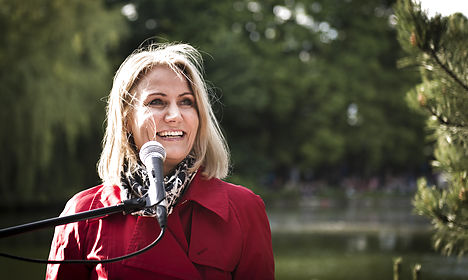 Thorning to represent Denmark at EU summit