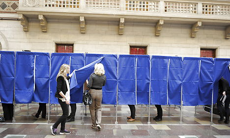 Hundreds of thousands can't vote in Denmark