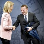 Rasmussen to Thorning: 'You did really well'