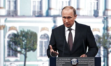 Russia rehearsed 'takeover' of Denmark