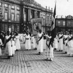 Danish women mark their new rights on June 5, 1915 in Copenhagen.Photo: State and University Library
