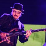 With a stage containing enormous mushrooms, the psychedelic and funky outfit Primus were also one of the main highlights of the festival. Photo: Lykke Nielsen/Rockfreaks