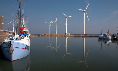 Danish wind energy sets all-time record