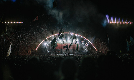 The best photos of the 2015 Roskilde Festival