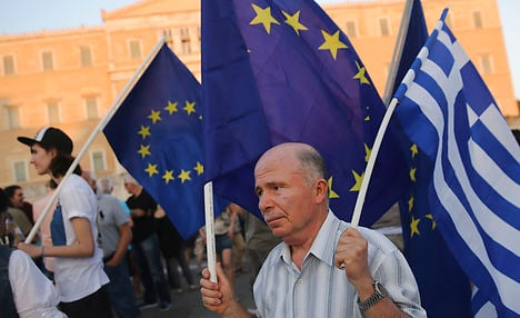 Could Danes foot bill for Greece crisis?