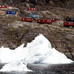 Greenland's ice sheet melting at rapid pace