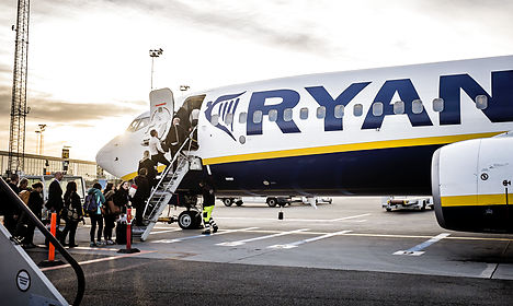 Unions to target Ryanair at more Danish airports