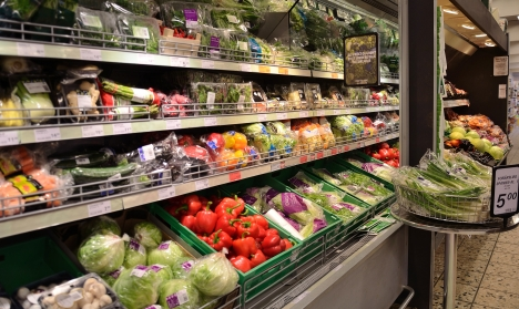 Denmark sees dramatic reduction in food waste
