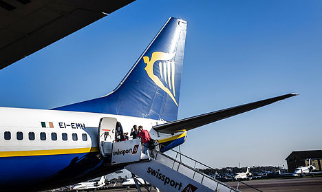 Ryanair to relocate CPH base to Lithuania