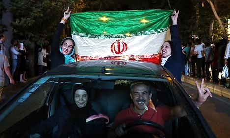 Denmark to benefit from Iranian nuclear deal
