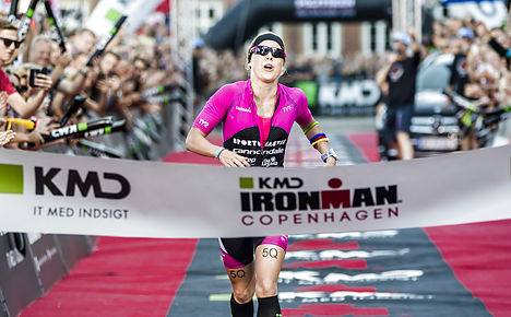 Denmark is the Ironman capital of the world