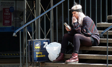 Danes could get paid to stop smoking