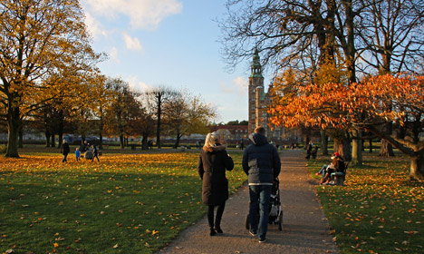 What does autumn have in store for Denmark?