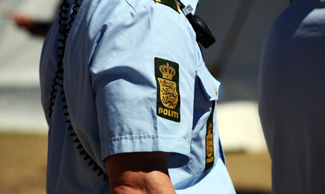 Copenhagen tourists conned by fake officers