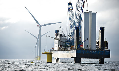 Denmark looks to lower its climate goals