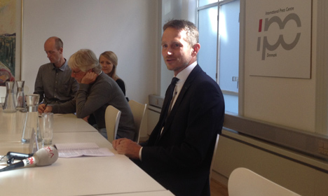 Denmark seeks seat on Human Rights Council