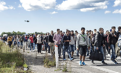 Refugees could affect Denmark's security: PET