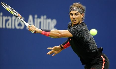 Tennis star Nadal coming to Denmark