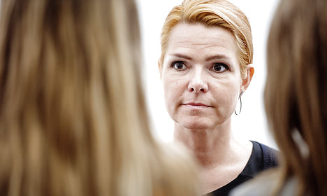 Integration minister is Danish voters' favourite