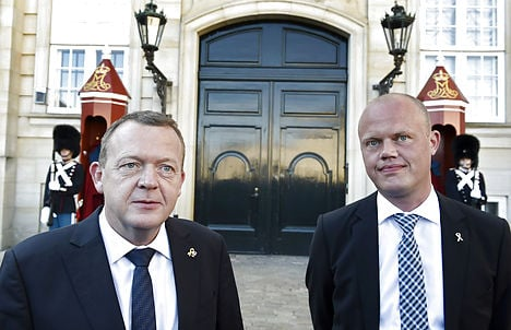 Denmark taps former MP as new defence minister