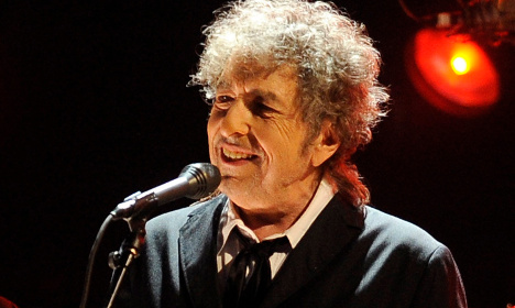 How did Bob Dylan end up in 'The Bridge'?