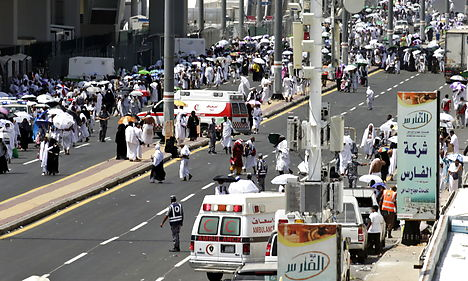 At least one Dane among Mecca stampede victims