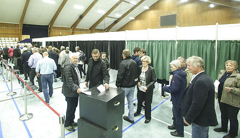 Faroes eyes gay unions as govt loses election