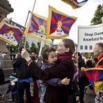 Police face enquiry over Tibet flag suppression
