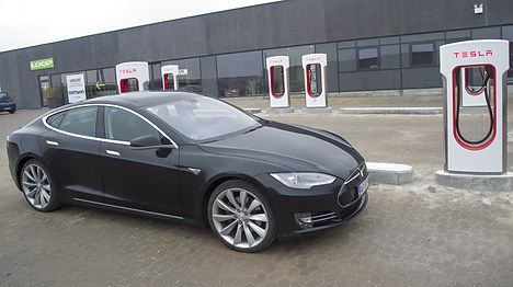 Tesla to fight Denmark's new tax on electric cars