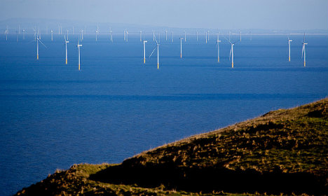 Dong to build world's biggest wind farm